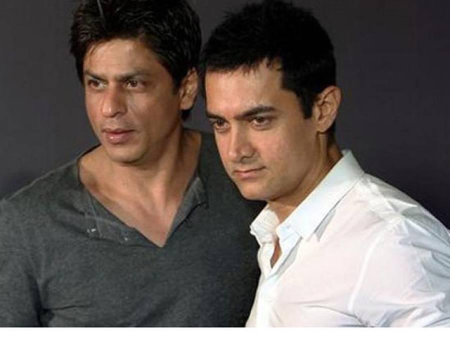 عامر خان کی فٹنس قابل تعریف ہے، ان جیسا نہیں بن سکتا: شاہ رخ خان