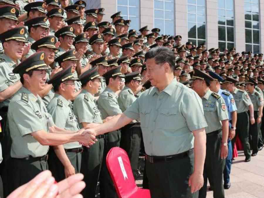 شی جن پنگ چین کے راحیل شریف بن گئے، چینی صدر کیلئے چین میں وہ کام کرنے کا فیصلہ جو گزشتہ 27 برس میں کبھی نہیں کیا گیا