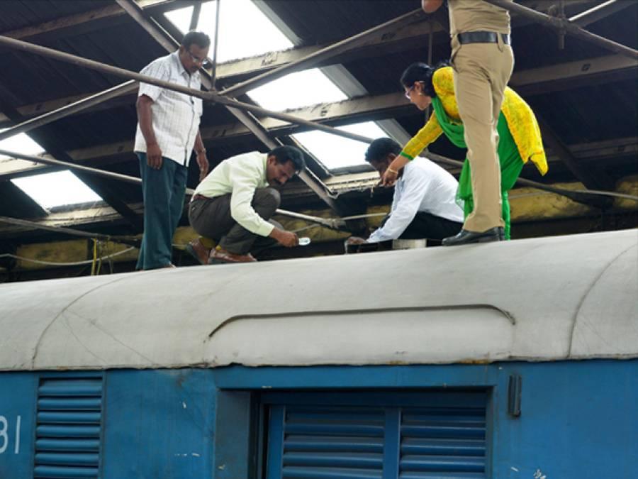 چلتی ٹرین سے 9 کروڑ روپے چوری ہوگئے، انداز ایسا ڈرامائی کہ جان کر آپ بالی ووڈ کی فلمیں بھول جائیں گے
