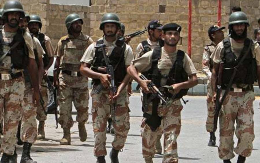 کراچی میں یوم آزادی پر دہشتگردی کا منصوبہ ناکام، رینجرز سے مقابلے میں 4دہشتگرد ہلاک