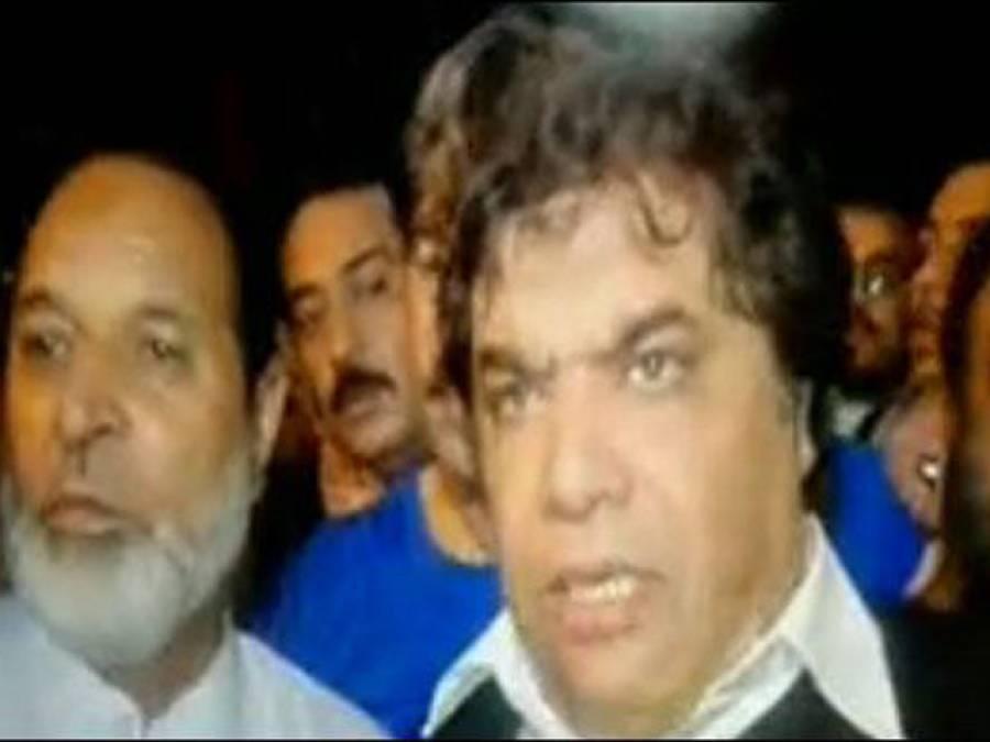لیگی کارکن ون ویلنگ کے الزام میں گرفتار ، خنیف عباسی نے ایس ایچ او کو معطل کرادیا ، کارکن رہا
