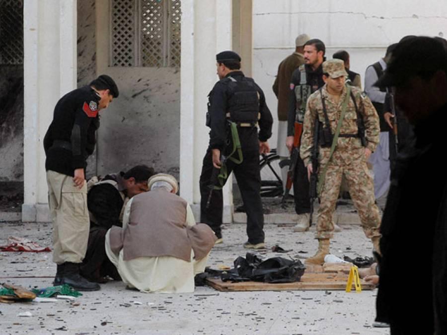 کوئٹہ میں جج کے قافلےپر بم حملہ،سکیورٹی اہلکاروں سمیت 14افراد زخمی