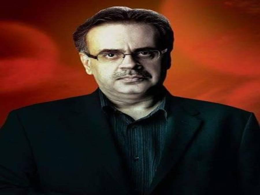 چیف جسٹس سندھ ہائی کورٹ پر بہتان تراشی، ڈاکٹر شاہد مسعود پر 45 روز کی پابندی عائد