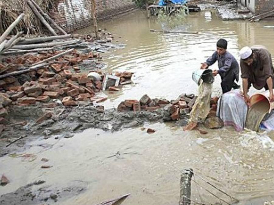 وزیرآبادمیں مکان کی چھت گرنے سے خاتون جاں بحق،بیٹی اور نواسی زخمی