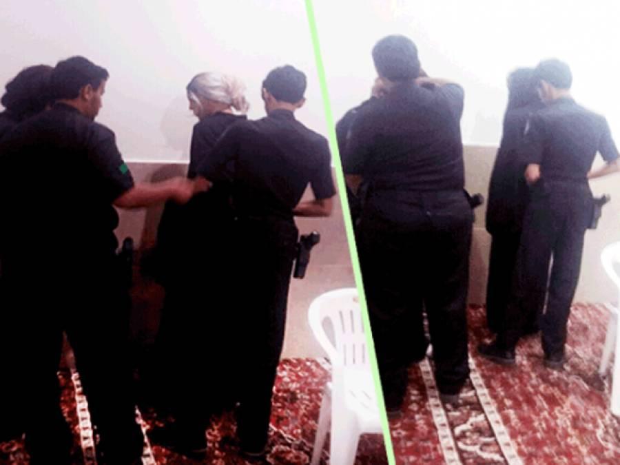 سعودی عرب میں لڑکیوں کے کپڑے پہننے اور میک کرنےوالے دولڑکے گرفتار
