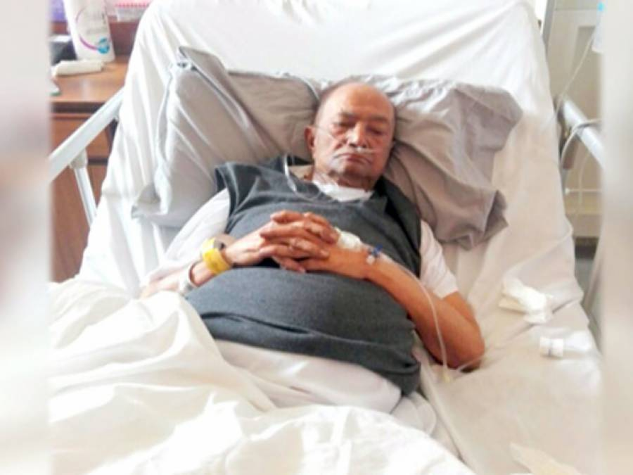 سابق ٹیسٹ کرکٹر حنیف محمد کے دل کی دھڑکنیں بحال ہونے کے بعد ایک مرتبہ پھر بند ، انتقال کرگئے