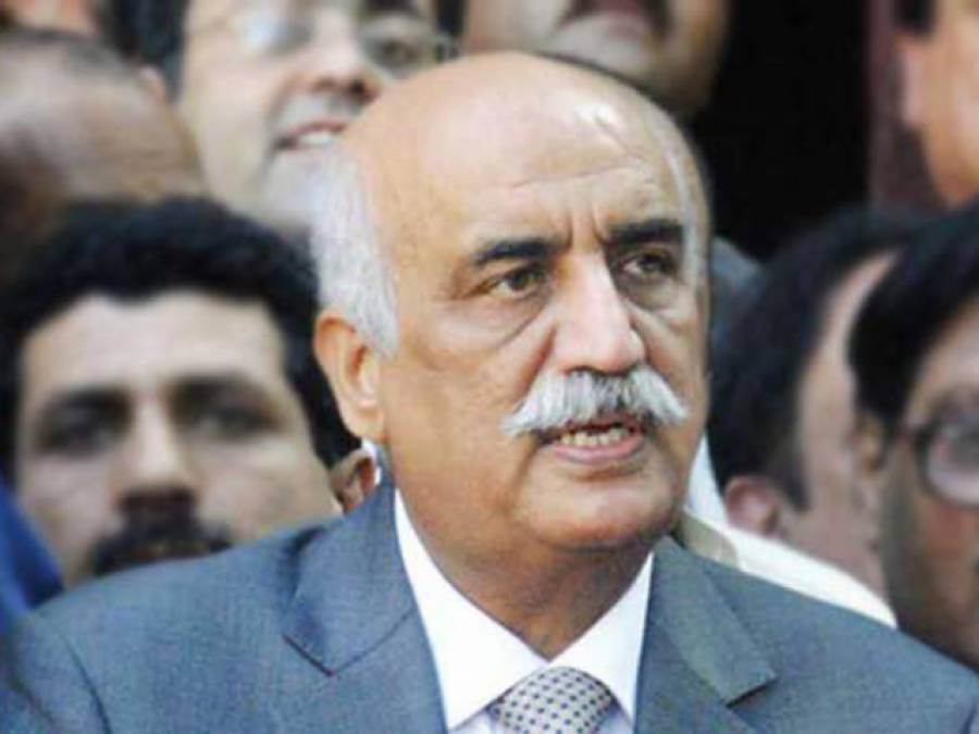 نیشنل ایکشن پلا ن پوری طرح ناکام ہو گیا ، سانحہ کوئٹہ وزیر داخلہ کی ناکامی ہے : خورشید شاہ