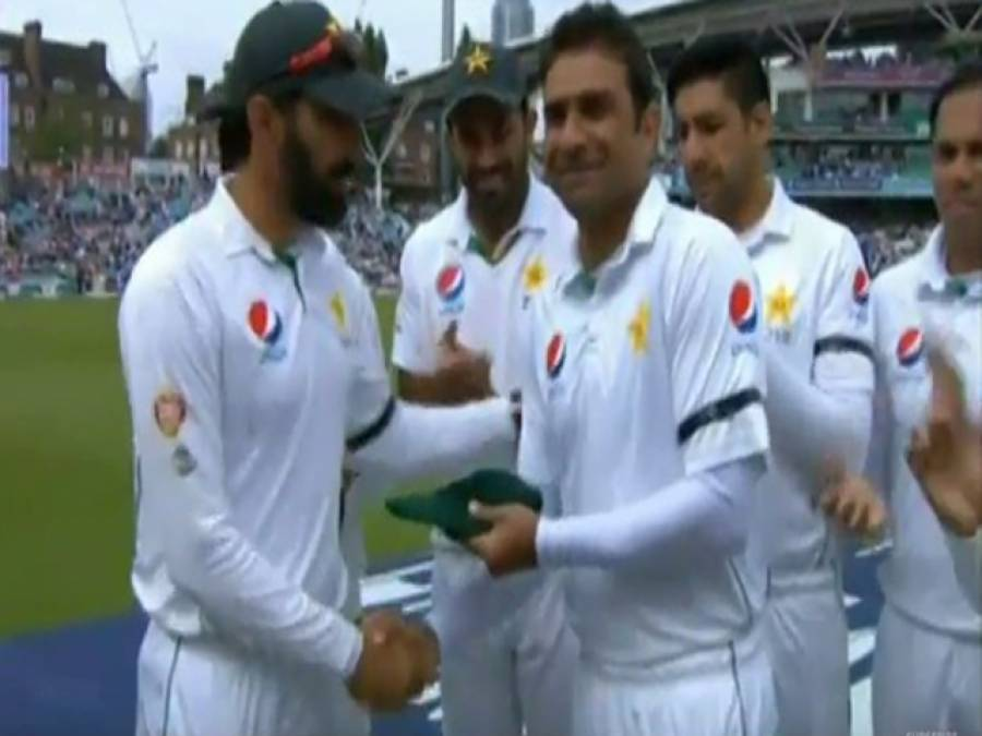 سانحہ کوئٹہ کا سوگ، پاکستان ٹیم نے بازوؤں پر سیاہ پٹیاں باندھ لیں، انگلش پلیئرز بھی غم میں شریک