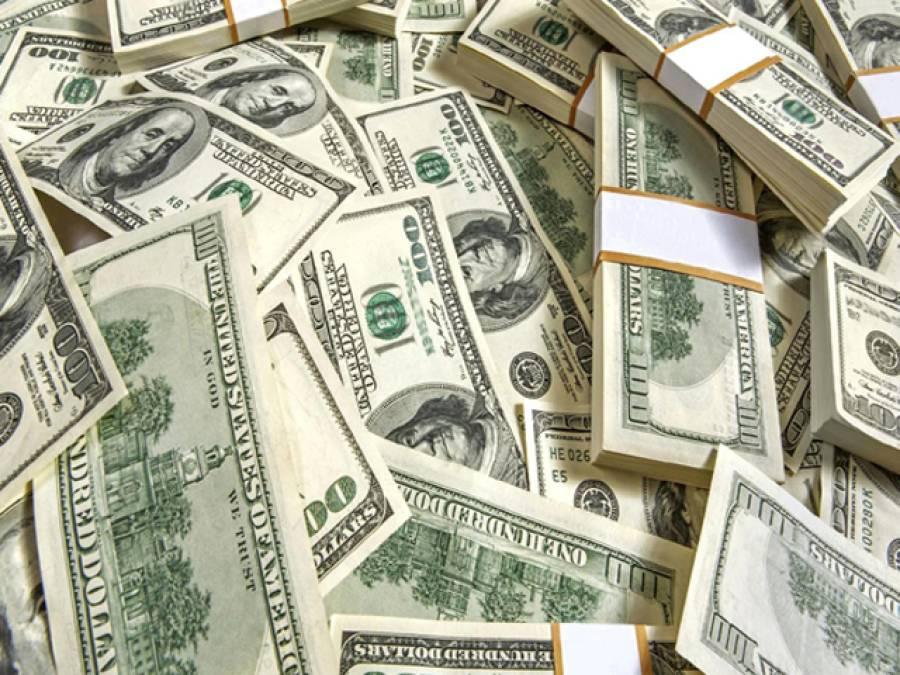 ڈالر کی قدر میں 5 پیسے کی کمی، 106 روپے 65 پیسے کا ہوگیا