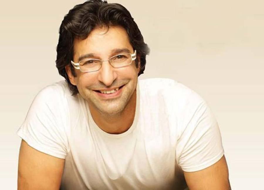 حنیف محمد پاکستان میں کرکٹ کے بانی تھے ،انہیں دیکھ کر کٹ کھیلنا شروع کی :وسیم اکرم