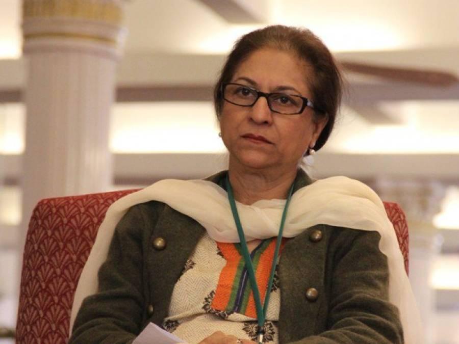 بلوچستان میں سب کچھ اللہ کے بھروسے پر چل رہا ہے:عاصمہ جہانگیر