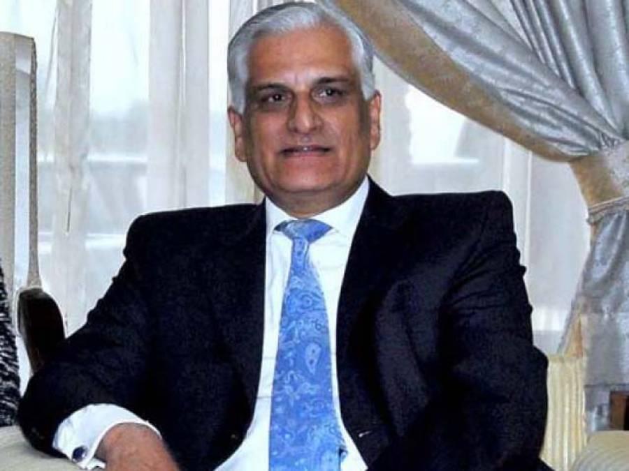 گورنر بلوچستان سے وفاقی وزیر قانون زاہد حامد کی ملاقات، انسداد دہشتگردی کیلئے موثر اقدامات اٹھا رہے ہیں:گورنر بلوچستان