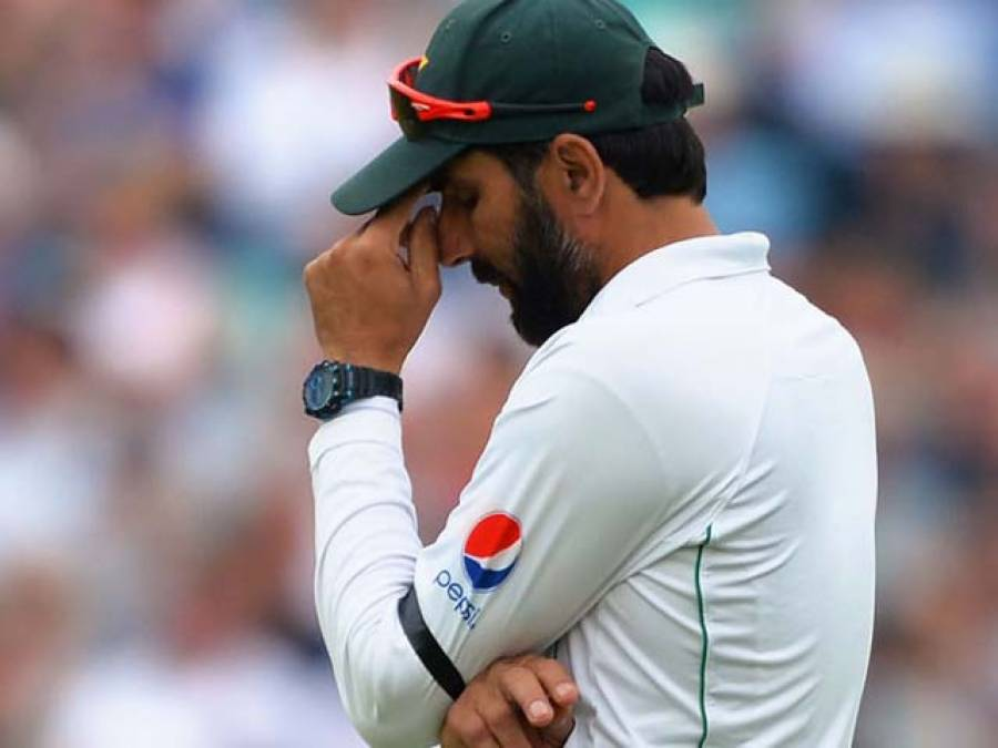 اوول ٹیسٹ ،پہلے روز کا کھیل ختم،انگلینڈ کے 328رنز کے جواب میں پاکستان کی 3رنز پر پہلی وکٹ گر گئی