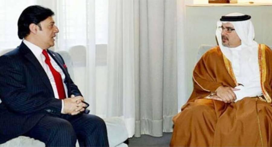 پاکستان اور بحرین باہمی روابط میں بہتری آرہی ہے:سفیر جاوید ملک