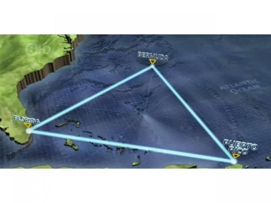 'برمودا ٹرائی اینگل میں جاکر بڑے بڑے بحری جہاز بھی اچانک غائب کیوں ہوجاتے ہیں؟' بالآخر معمہ حل ہوگیا، اصل وجہ سامنے آگئی