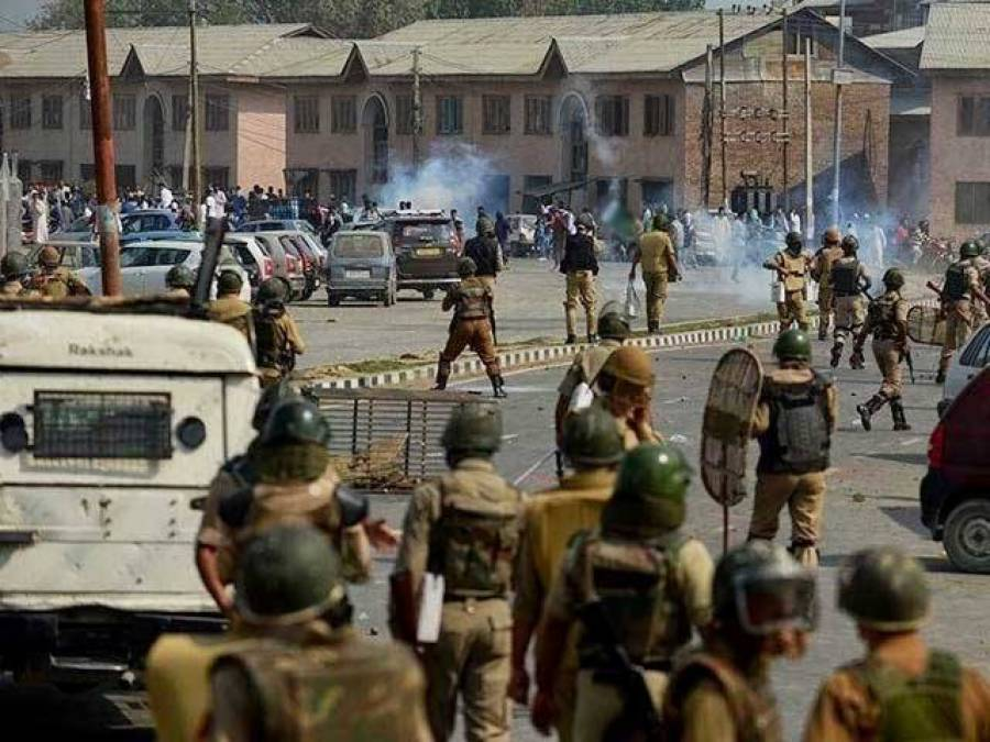 کشمیرتقریروں سے آزاد نہیں ہو گا جنرل راحیل فوج داخل کریں : دفاع پاکستان کونسل