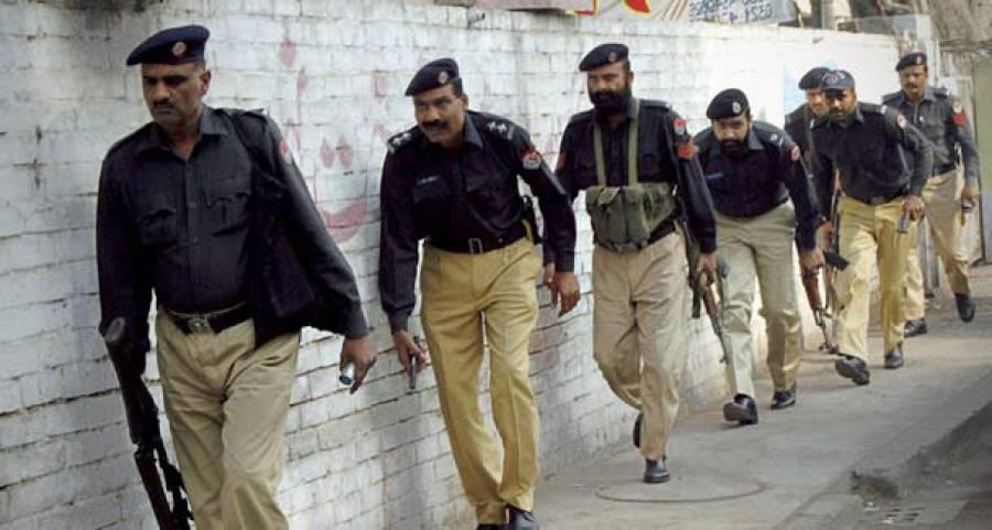 صوابی میں پولیس مقابلہ، ایس ایچ او شہید