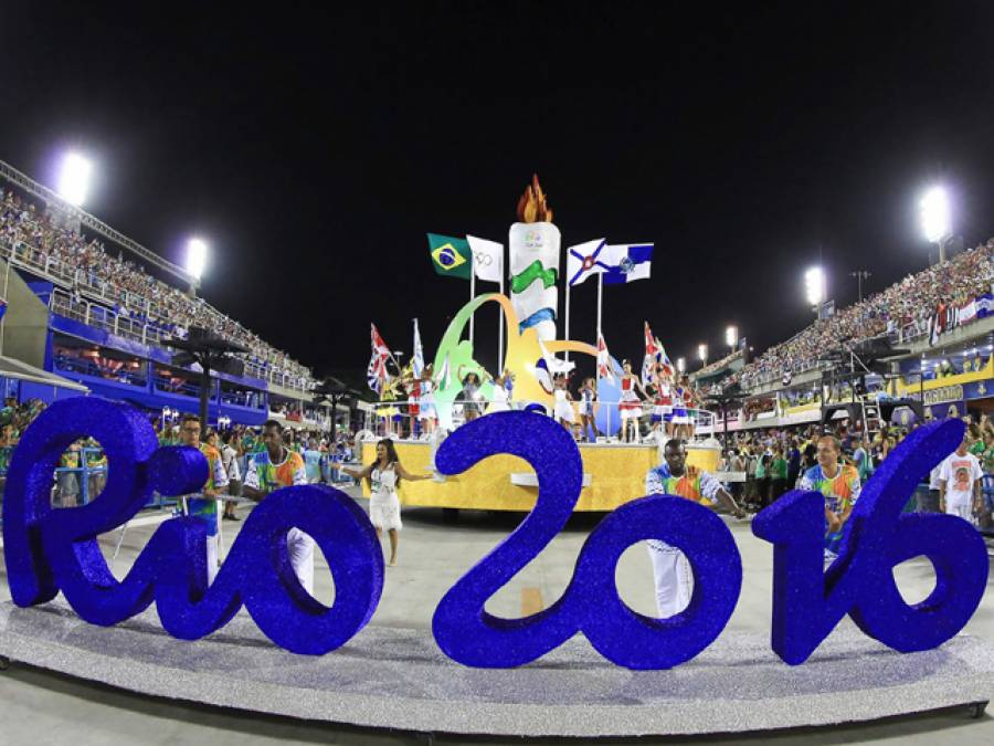 ریو اولمپکس ،میڈلز کی دوڑ میں امریکہ بدستور سب سے آگے