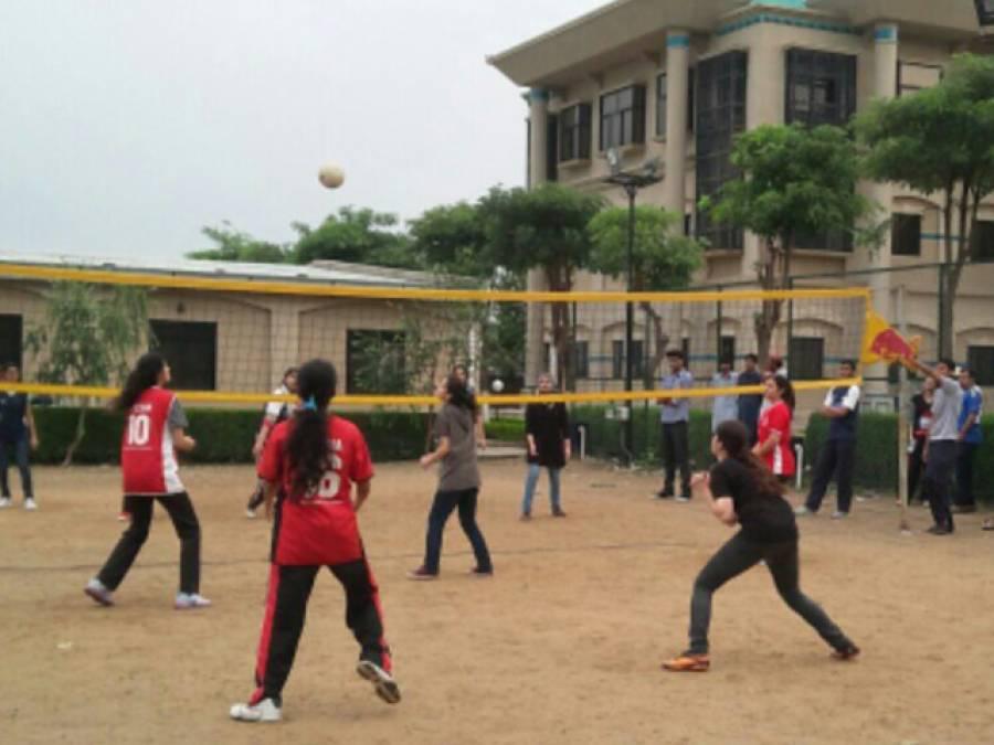 قومی خواتین والی بال چمپئن شپ یکم ستمبر سے کراچی میں شروع ہوگی