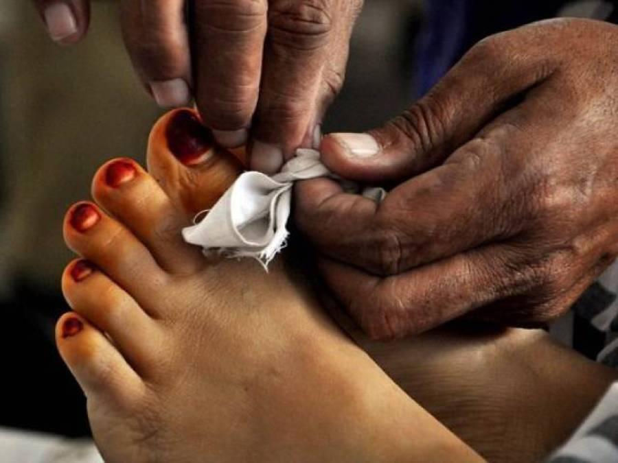 پسند کی شادی کرنیوالی لڑکی رخصتی سے قبل ہی شوہر کے ہاتھوں قتل