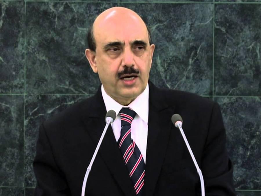 مسعود خان 42 ووٹ لے کر آزادکشمیر کے صدر منتخب