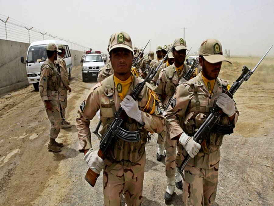 ایرانی سیکیورٹی فورسز نے داعش کے 4عسکریت پسندوں کو ہلاک کردیا