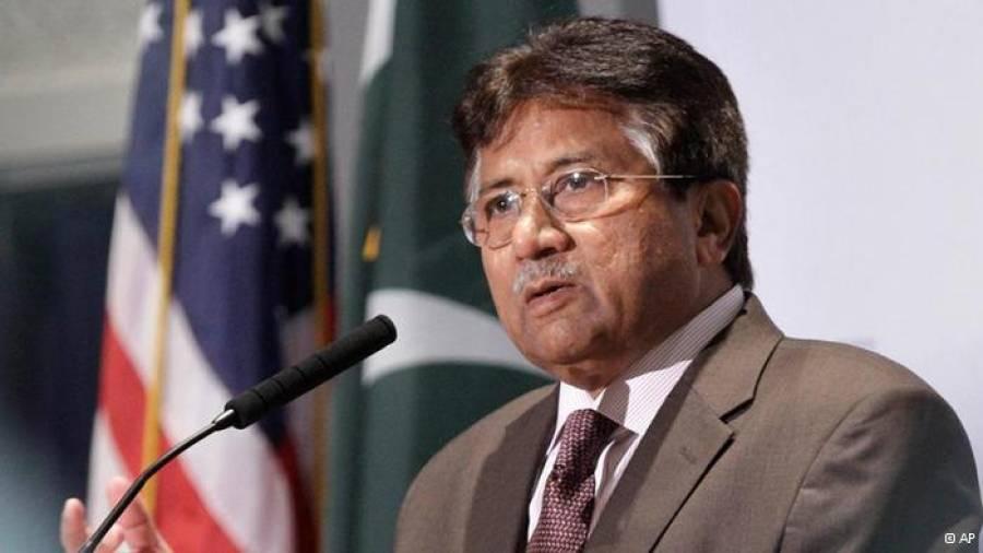 نریندر مودی ہوش کھو بیٹھے ،سانحہ کوئٹہ میں بھارت ملوث ہے:پرویز مشرف