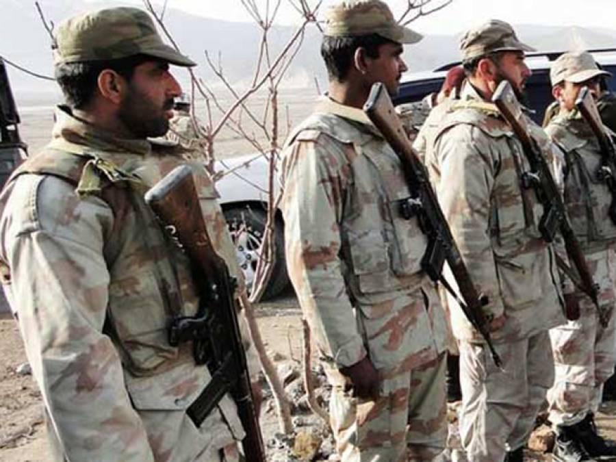 نصیرآباد اور ڈیرہ بگٹی کے سرحدی علاقوں میں سیکیورٹی فورسز کا کومبنگ آپریشن ،کالعدم تنظیم کے 5شدت پسند ہلاک