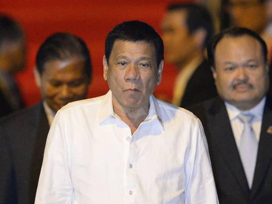 فلپائن کے صدر کے ایسے الفاظ کہ اوباما کو آگ لگ گئی،ملاقات بھی منسوخ