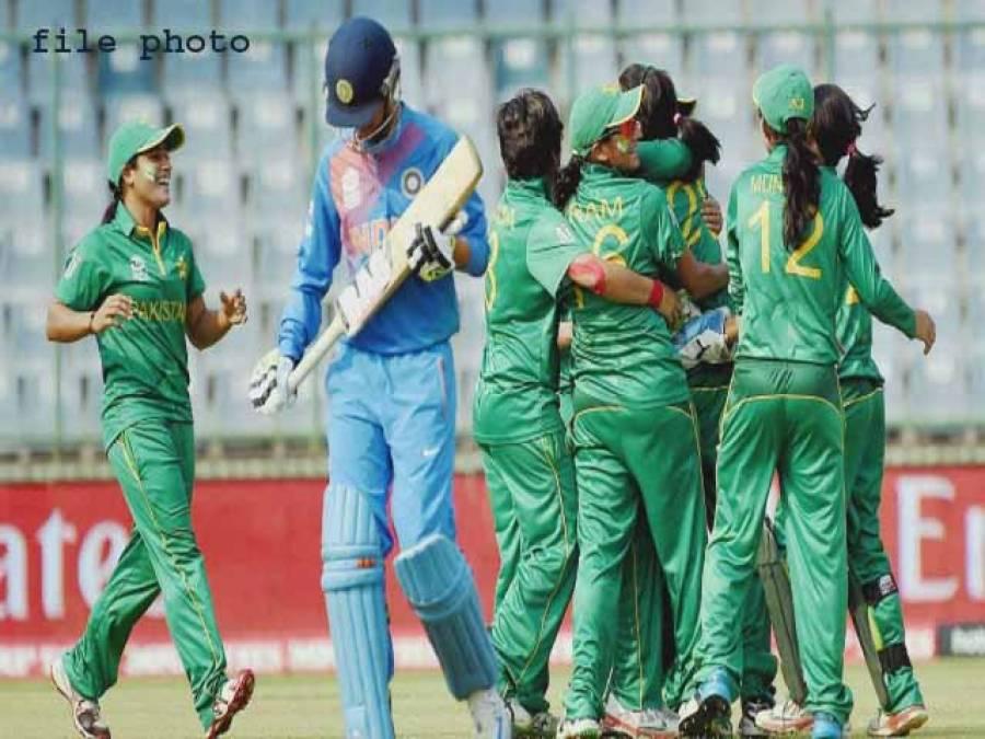 پاکستان اور بھارت کے درمیان وویمن کرکٹ سیریز ملتوی ہو گئی