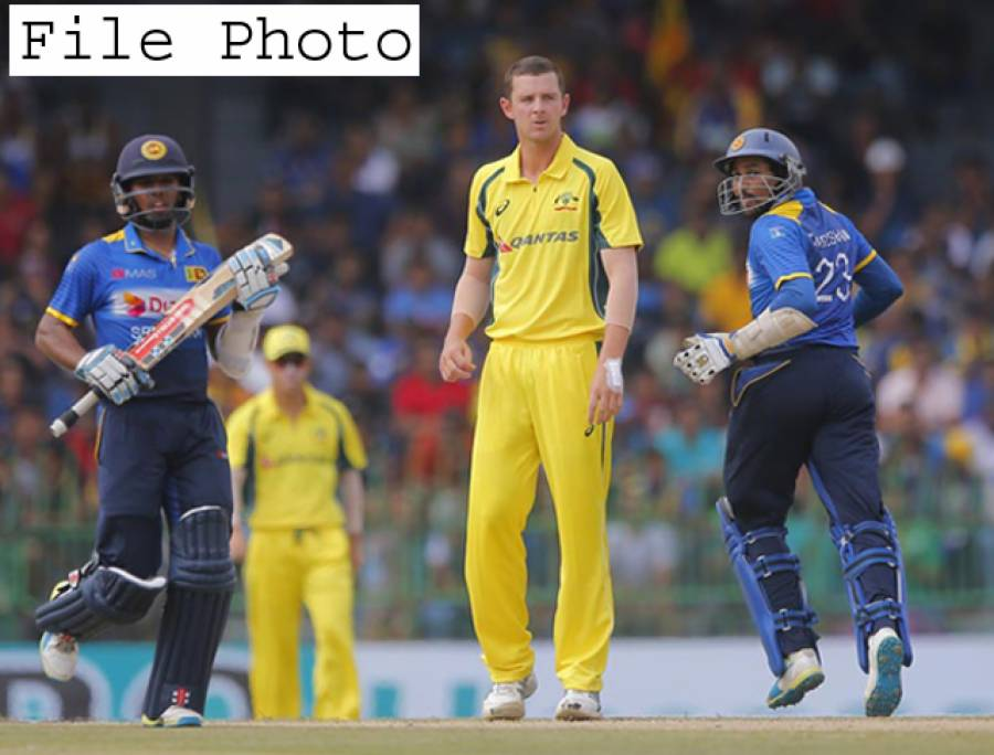 آسٹریلیا اور سری لنکا کے درمیان پہلا ٹی 20 میچ آج کھیلا جائے گا