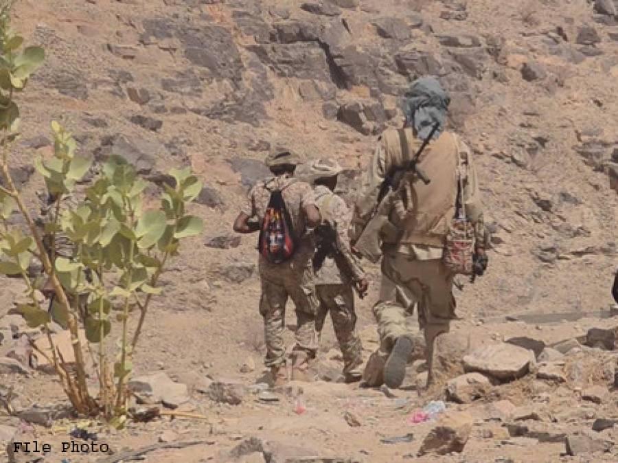 یمن میں تیل کے ذخائر پر قبضے کیلئے خونریز لڑائی،26افراد مارے گئے