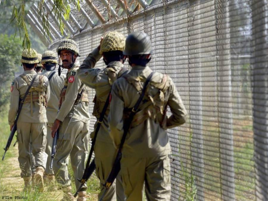لائن آف کنٹرول پر بھارت کی اشتعال انگیزی ،پاک فوج کا بھرپور جواب ،رات بھر فائرنگ کا تبادلہ