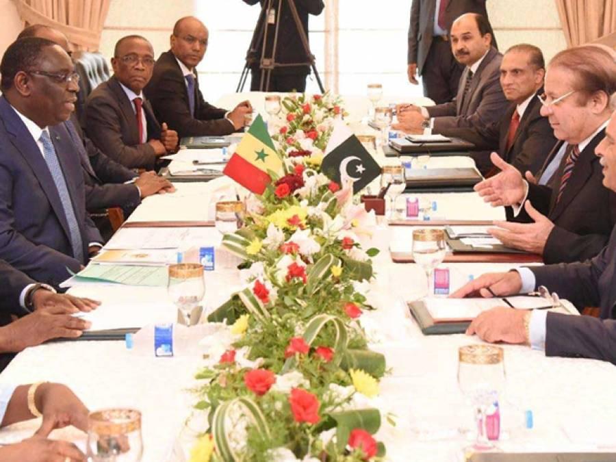 سینی گال کا پاکستان میں سفارتخانہ کھولنے کا فیصلہ، وزیراعظم کا خیرمقدم، مختلف شعبوں میں تعاون کی پیشکش