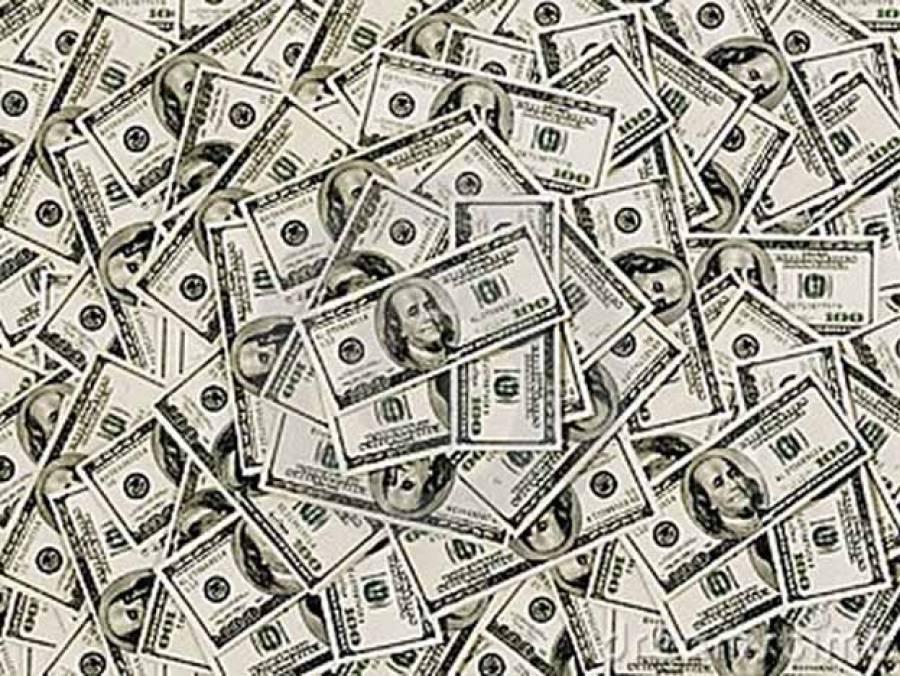 ڈالر کی قیمت 95پیسے کمی کے بعد 105روپے 20پیسے ہو گئی