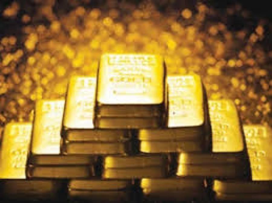 سونے کی قیمت میں 371 روپے کا اضافہ ، فی تولہ 52 ہزار 455 روپے کا ہوگیا