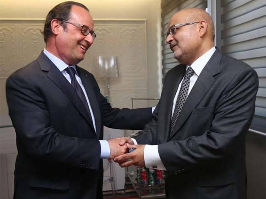 پاکستانی فارما کمپنی فرانس میں فارما پلانٹ لگائے گی