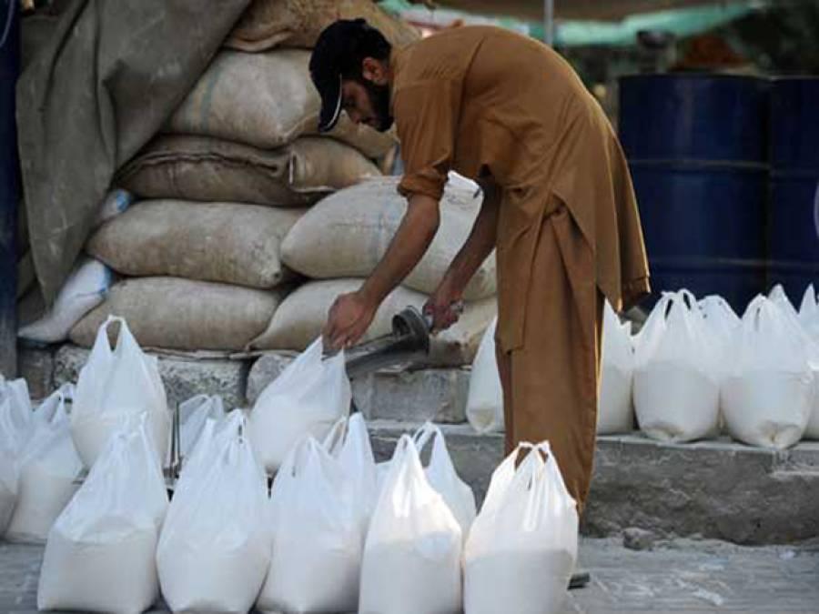 فلور ملوں نے آٹا 20 روپے مہنگا کرنے کا فیصلہ واپس لے لیا