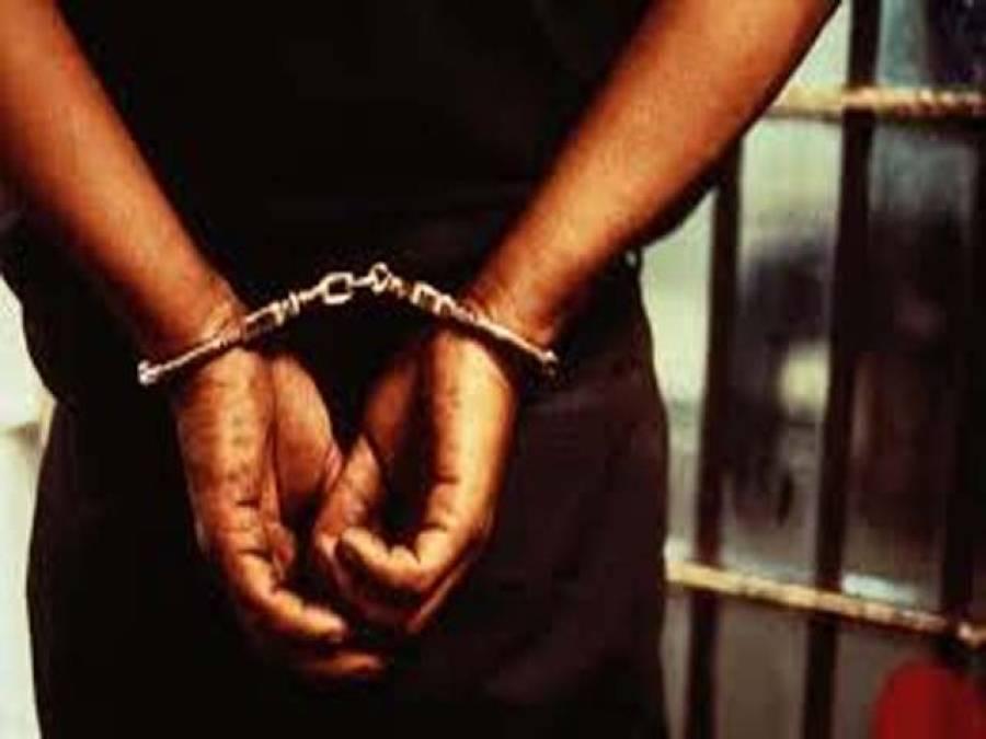 نشتر پارک میں پی ٹی آئی کے جلسے سے دو مبینہ موبائل چور گرفتار