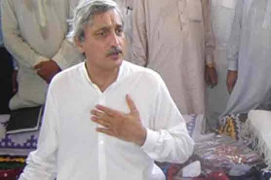 کراچی : جہانگیر ترین جلسہ گاہ پہنچنے کی بجائے گلیوں میں بھٹک گئے