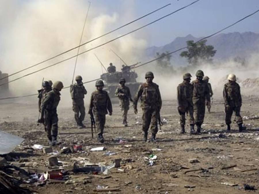 ڈیرہ بگٹی میں ایف سی اور حساس اداروں کی کاروائی ،کالعدم تنظیم کے 6 ٹھکانے تباہ اور 2 ملزم گرفتار