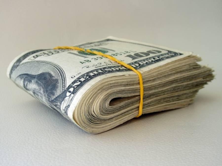امریکی کرنسی مارکیٹ میں ڈالر کی شرح تبادلہ میں اضافہ