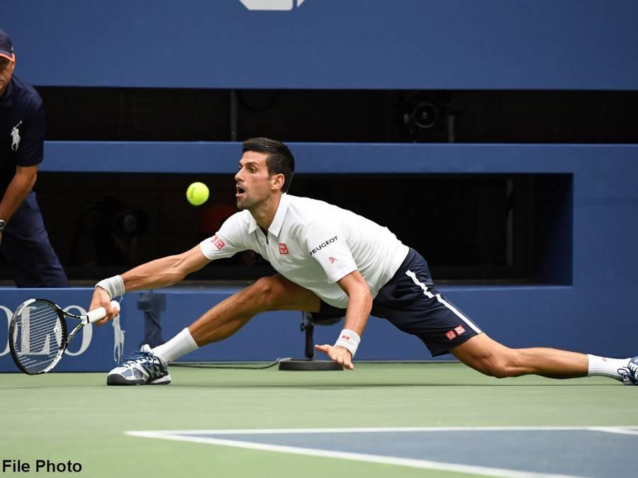 گرینڈ سلام یو ایس اوپن ٹینس ٹورنامنٹ کے مینز سنگلز کا فائنل پیر کو کھیلا جائیگا
