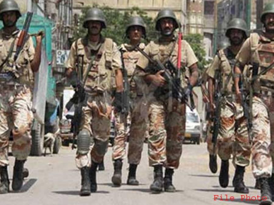 عید کے بعد پنجاب میں بڑآپریشن، رینجرز تعیناتی کی سمری آگئی