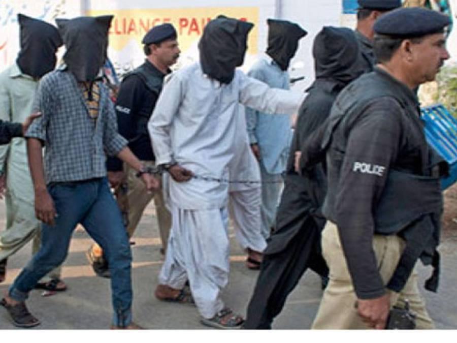 اسلام آباد اور جڑانوالہ میں پولیس کا سرچ آپریشن ، 60سے زائد مشکوک افراد زیر حراست