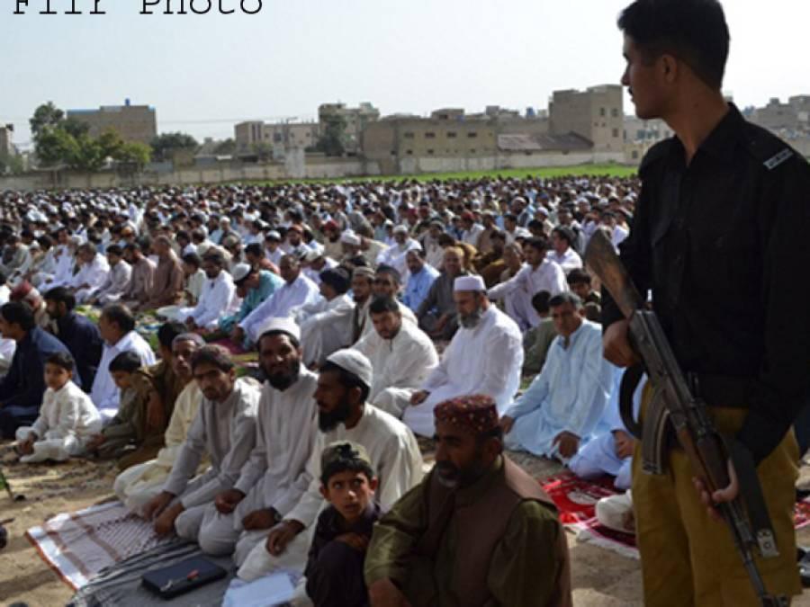 لاہور پولیس نے عید الاضحی کے لیے سکیورٹی پلان تشکیل دے دیا،6ہزاراہلکار تعینات کرنے کا فیصلہ