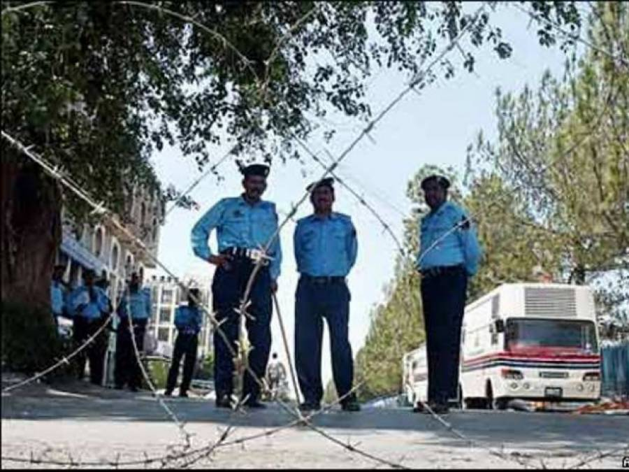 عید الاضحی،وفاقی دارلحکومت کا سیکیورٹی پلان تیار،پولیس ملازمین کی چھٹیاں منسوخ، 3ہزار جوان ذمہ داریاں نبھائیں گے