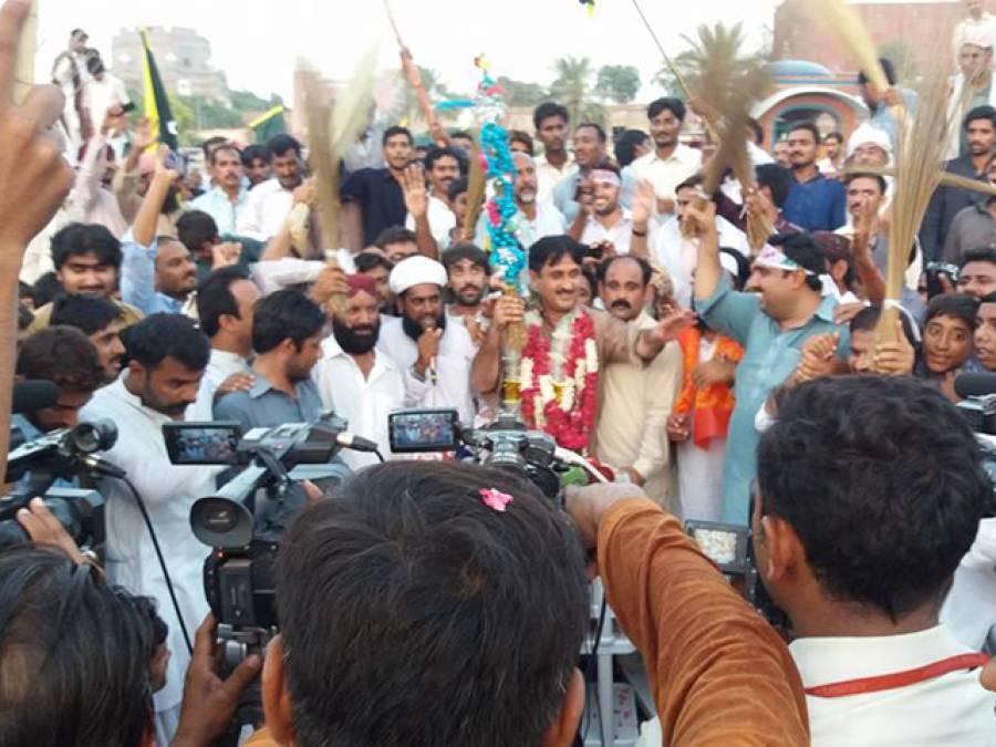 جمشید دستی نے بھی عید کے بعد کرپشن اور لوٹ مار کے خلاف بھرپور تحریک چلانے کا اعلان کر دیا