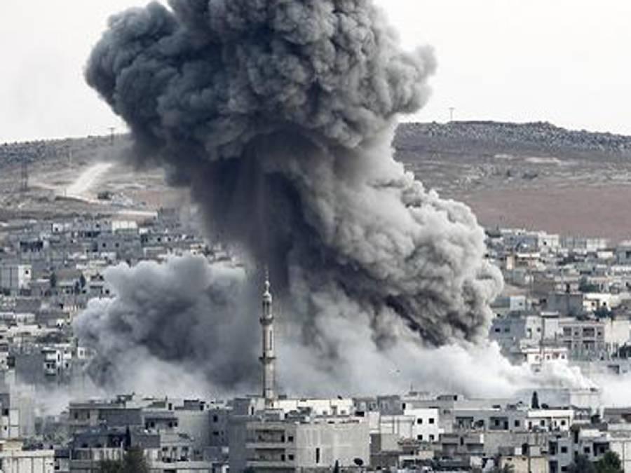شامی فوج جنگ بندی معاہدے سے الگ، حلب میں بمباری،32افراد ہلاک,امدادی قافلہ بھی زد میں آگیا