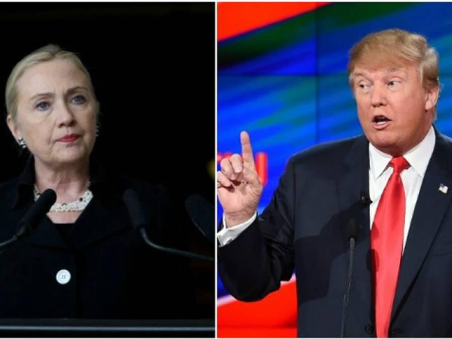 امریکہ میں صدارتی انتخابات،8ہفتے باقی،امیدواروں کی لفظی جنگ جاری،مباحثوں کا ماحول بھی گرم رہنے کا امکان